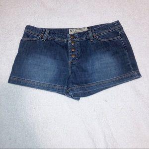 American Eagle Jean Shorts Size 8